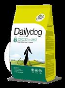 Dailydog PUPPY MEDIUM BREED Chicken and Rice  корм для щенков средних пород с курицей и рисом