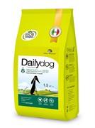 Dailydog PUPPY SMALL BREED Chicken and Rice корм для щенков мелких пород с курицей и рисом