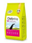 Dailydog SENIOR MEDIUM&LARGE BREED Lamb and Rice корм для пожилых собак средних и крупных пород с ягненком и рисом