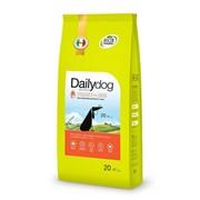 Dailydog SENIOR MEDIUM&LARGE BREED Turkey and Rice  корм для пожилых собак средних и крупных пород с индейкой и рисом