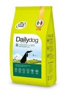 Dailydog SENIOR SMALL BREED Chicken and Rice  корм для пожилых собак мелких пород с курицей и рисом
