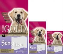 NERO GOLD Для Чувствительных собак с Индейкой и рисом 12 кг