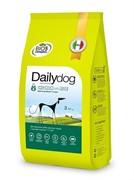 Dailydog ADULT LARGE BREED Chicken and Rice корм для взрослых собак крупных пород с курицей и рисом 20 кг