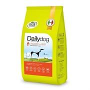 Dailydog ADULT LARGE BREED Turkey and Rice  корм для взрослых собак крупных пород с индейкой и рисом 12 кг