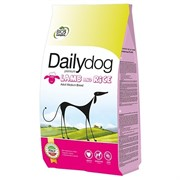 Dailydog ADULT MEDIUM BREED Lamb and Rice корм для взрослых собак средних пород с ягненком и рисом 12 кг