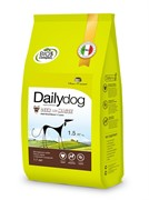 Dailydog ADULT SMALL BREED Deer and Maize корм для взрослых собак мелких пород с олениной и кукурузой  12 кг