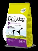 Dailydog ADULT MEDIUM&LARGE BREED Duck and Oats  корм для взрослых собак средних и крупных пород с уткой и овсом 12 кг