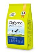 Dailydog ADULT MEDIUM&LARGE BREED Fish and Potatoes корм для взрослых собак средних и крупных пород с рыбой и картофелем 12 кг