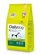 Dailydog ADULT SMALL BREED Chicken and Rice корм для взрослых собак мелких пород с курицей и рисом 12 кг
