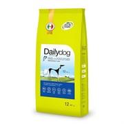 Dailydog ADULT SMALL BREED Fish and Potatoes корм для взрослых собак мелких пород с рыбой и картофелем 12 кг