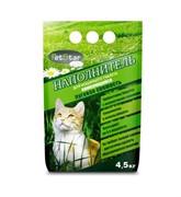 Наполнитель с ароматом свежих луговых трав PetStar 4.5 кг