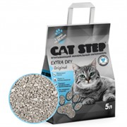 CAT STEP Extra Dry Original впитывающий 5 л