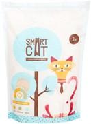 Smart Cat наполнитель силикагелевый наполнитель с pH индикатором, 3л