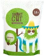 Smart Cat наполнитель силикагелевый наполнитель с ароматом алоэ