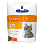 Hills Prescription Diet C/D - Хиллс диета C/D для кошек Multicare Feline Chicken 5 кг