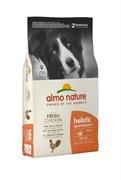 Almo-Nature Для Взрослых собак с Курицей (Medium&Chicken Holistic)