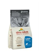 Almo-Nature Для кастрированных кошек с Лососем и Рисом(Functional Adult Sterilised Salmon and Rice)