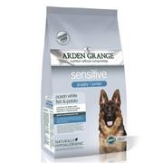 Arden Grange для щенков и молодых собак с нежным желудком или чувствительной кожей, Puppy Junior Sensitive