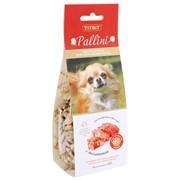 ТитБит Печенье Pallini с телятиной (125 гр)