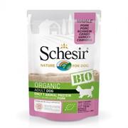 Schesir Bio Консервированный корм для взрослых собак (со свининой)