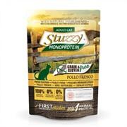 Stuzzy Monoprotein Консервированный корм для взрослых кошек (со свежей курицей)