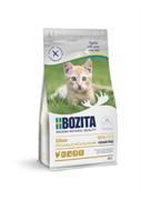 Bozita для котят, молодых и беременных кошек, беззерновой с курицей, GRAIN FREE Chicken 34/20