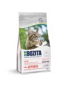 Bozita для взрослых и растущих кошек крупных пород, с лососем, без пшеницы, Large Wheat Free Salmon 31/18