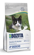 Сухой беззерновой корм д/растущих и взрослых активных кошек  с лосем