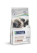 Bozita для взрослых и растущих кошек, ведущих малоподвижный, домашний образ жизни, с мясом оленя