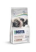 Bozita для взрослых и растущих кошек, ведущих малоподвижный, домашний образ жизни, с мясом оленя 10 кг