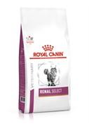 ROYAL CANIN RENAL SELECT Диета для взрослых кошек с хронической почечной недостаточностью
