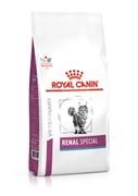 ROYAL CANIN RENAL SPECIAL  Диета для взрослых кошек с хронической почечной недостаточностью