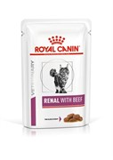 ROYAL CANIN RENAL С ГОВЯДИНОЙ (ПАУЧ)