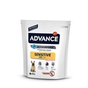 Advance Для собак малых пород с чувствительным пищеварением: лосось и рис (Mini Sensitive) 7,5 кг