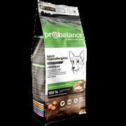 ProBalance Hypoallergenic Корм сухой для взрослых собак всех пород  (15 кг)