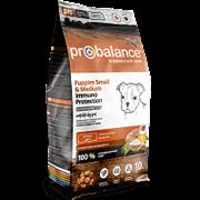 ProBalance Immuno Puppies Small&Medium Корм сухой для щенков малых и средних пород