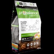 ProBalance Starter Корм сухой щенков до 2-х мес, беременных и кормящик сук