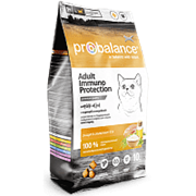 ProBalance Immuno Protection Корм сухой д/кош. курица/индейка (10 кг)