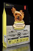 Oven-Baked для взрослых собак мелких пород со свежей курицей 2,27 кг