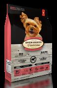 Oven-Baked  для взрослых собак мелких пород со свежим мясом ягненка