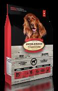 Oven-Baked  для взрослых собак всех пород со свежим мясом ягненка