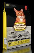 Oven-Baked  для взрослых кошек со свежей курицей