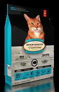 Oven-Baked  для взрослых кошек со свежей рыбой