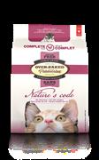 Oven-Baked  Nature's Code беззерновой, для кошек и котят с курицей