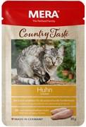 Country Taste Huhn пауч для кошек с курицей