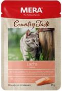 Country Taste Lachs пауч для кошек с лососем