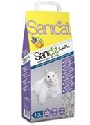 Sani Cat впитывающий наполнитель с ароматом апельсина и лаванды, Superplus 6,8 кг