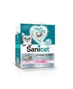 Sani Cat комкующийся наполнитель, Strong Clumps 2,3 кг