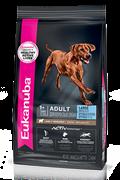 Eukanuba Dog корм для взрослых собак крупных пород ягненок 12 кг
