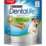 """Purina DentaLife лакомство для собак малых пород """"Здоровые зубы и десна"""", 7 шт., DentaLife Small"""